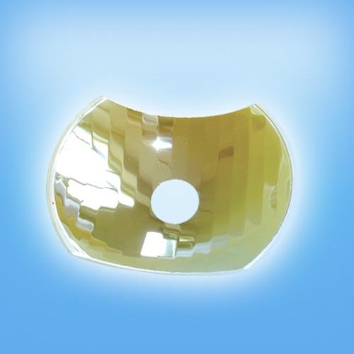 Lámpara Dental, Reflector de Cristal LSM Celux, lámpara de Cristal tipo Belmont, reflector cuadrado de lámparas dentales Halongen