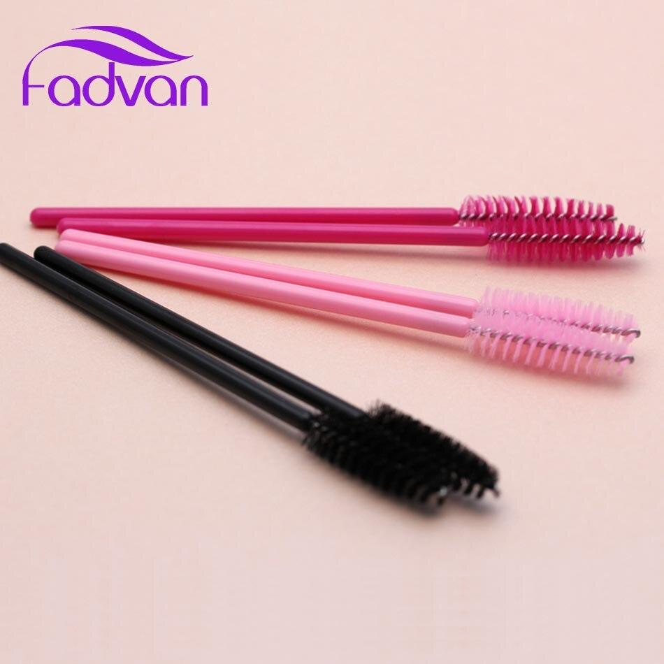 100/150 шт одноразовые кисти для ежедневного использования, женская модная щетка для макияжа, тушь для ресниц, палочки, аппликатор для наращивания ресниц