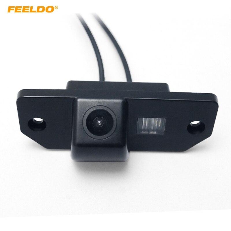 FEELDO 1Set Car Rear View Camera Reversing Camera For Ford Mondeo Focus (hatchback) Fiesta Smax 08-11