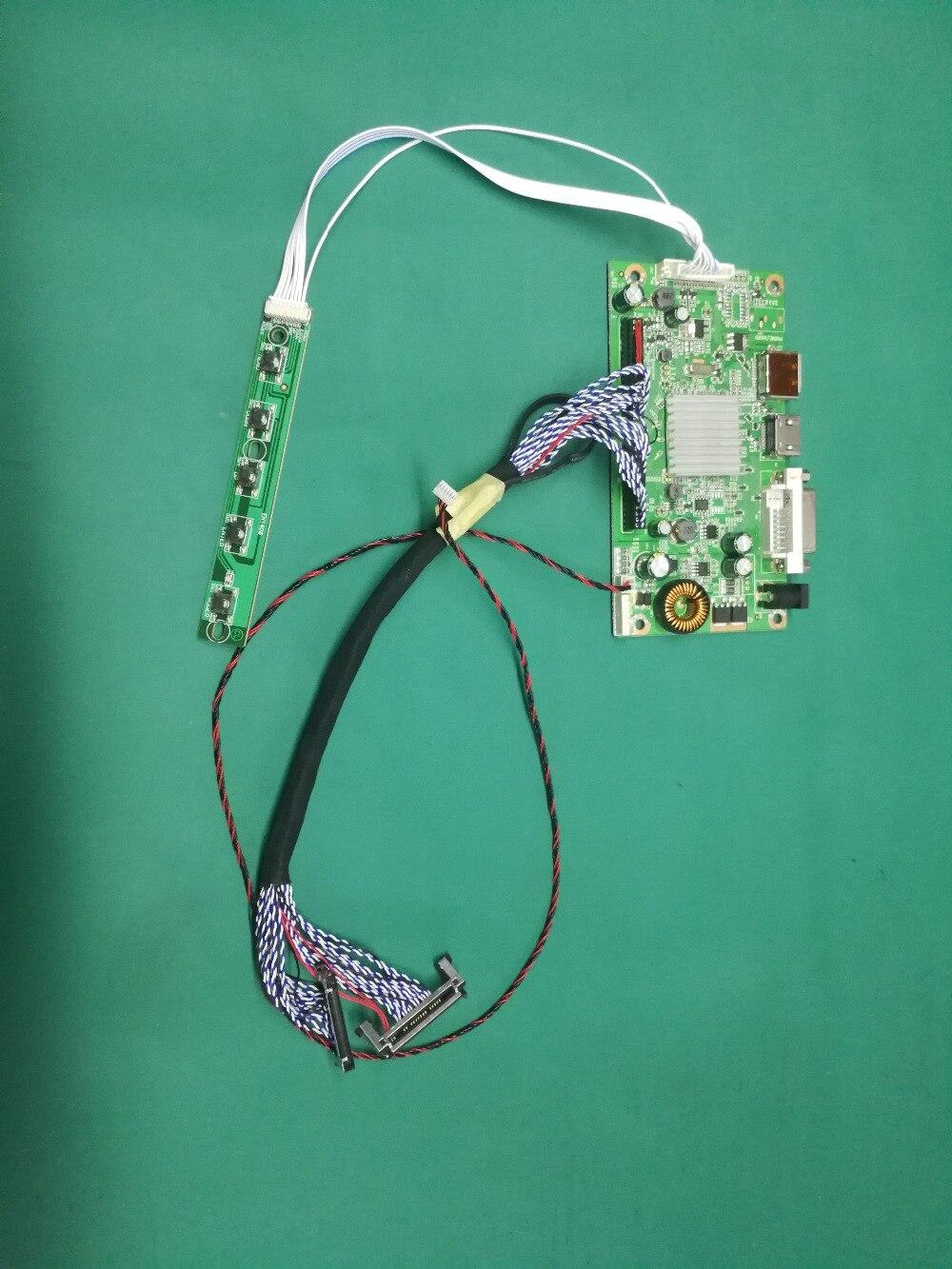 Kit de Monitor de placa controladora LCD 2K para LM265SQ1 LM290WW1 LM250WW1 LM270WQ4 M270KCJ-L5B LM340WW1 pantalla LCD panel
