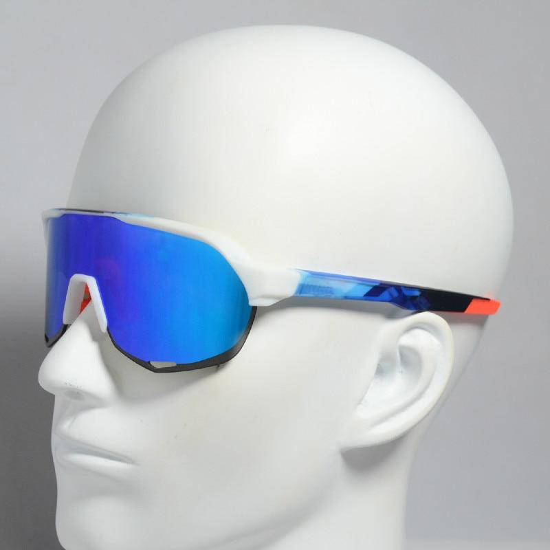 S2 gafas de ciclismo UV400 gafas de sol de gafas de ciclismo TR90 gafas de ciclismo Peter gafas de deporte para ciclismo