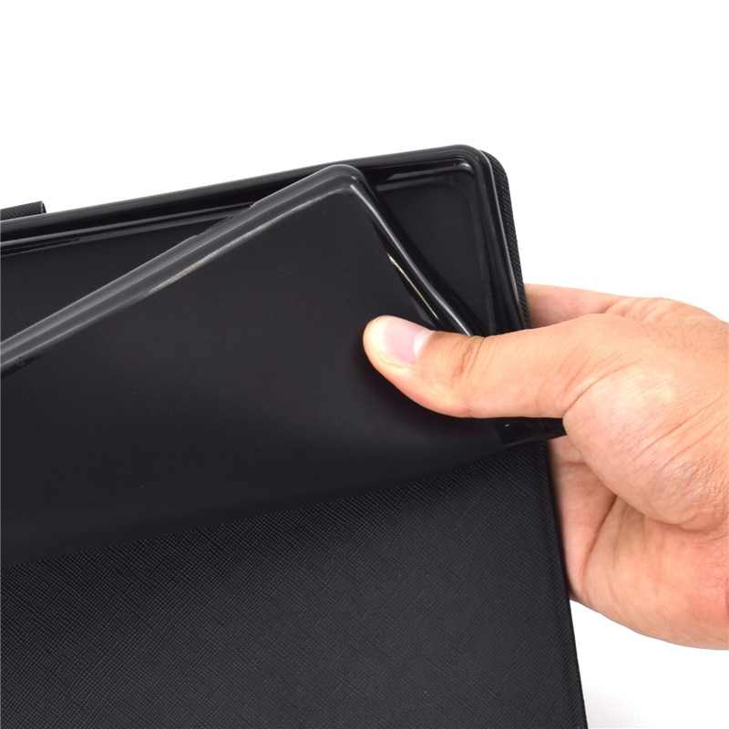 "Купить с кэшбэком Wekays For Huawei T3 7.0"" Wifi Cartoon Cat Leather Fundas Case For Coque Huawei Mediapad T3 7.0 inch Wifi BG2-W09 Cover Cases"