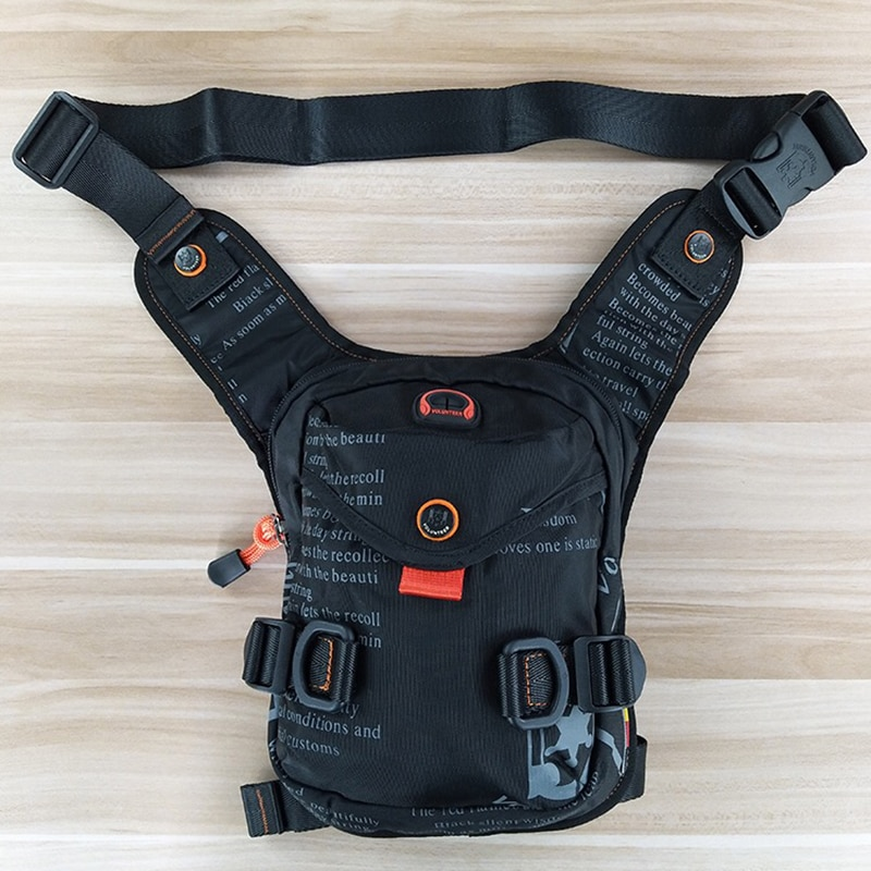 Сумка в стиле милитари, модная, функциональная, через плечо, с ремнем