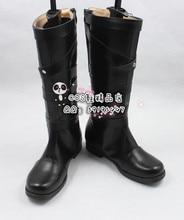 Danganronpa: Trigger Happy Havoc Tanaka Gandamu Daily Cosplay Shoes Boots X002