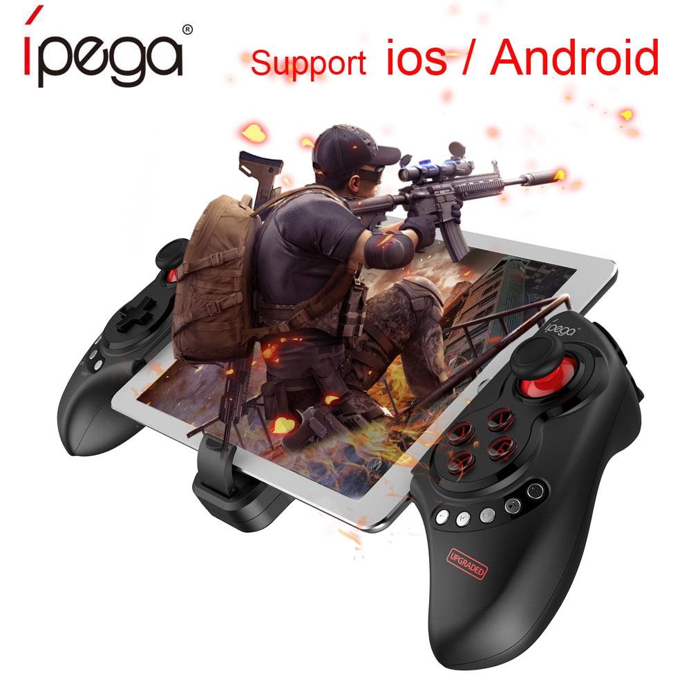 IPega Pg-9023S Gamepad Joystick para la actualización de iPhone PG-9023 compatible con el controlador de juegos Bluetooth inalámbrico ios para Android tv box