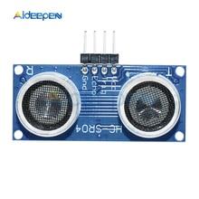 HCSR04 HCSR04P HC-SR04 HC-SR04P de módulo de Sensor de Medición de distancia Sonar Sensor de 3 V-5,5 V para Arduino