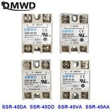 Module de relais à état solide industriel   En) 40A DMWD VA DA AA SSR DD