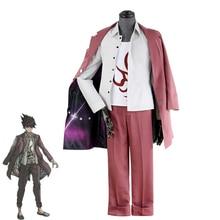Anime Danganronpa V3 Momota Kaito école astronaute uniforme Cosplay Costume