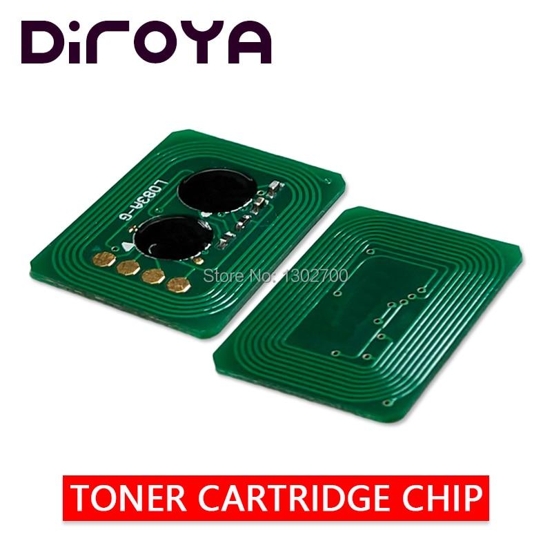 42918916 42918915 42918914 42918913 Toner Cartridge chip For oki data C9600 C9650 C9800 C9850 9650 9600 mfp powder reset
