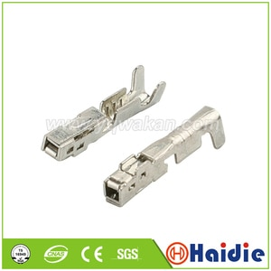Free shipping 100pcs auto terminal for elcetric connector, crimp pins loose terminals 316836-1 316838-1