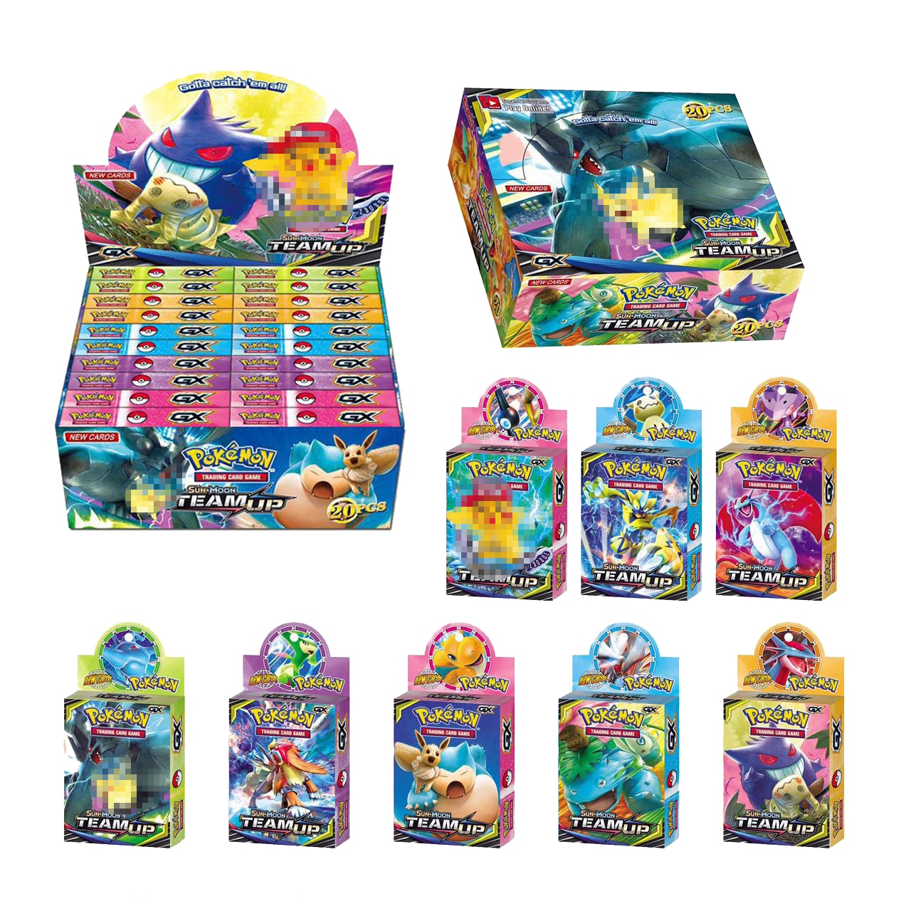 Tomy Pokemon 33PCS GX EX MEGA Tampa Do Cartão de Memória Flash 3D Versão ESPADA ESCUDO SUN & MOON Cartão Collectible Presente brinquedo das crianças