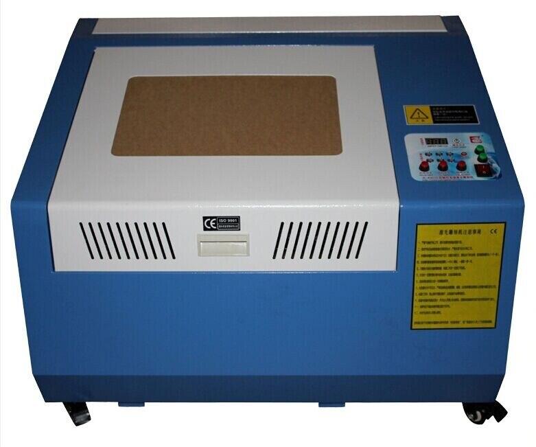 Máquina de escaneo láser enrutador cnc barata China
