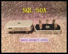 Redresseur SQL50A pont SQL50A   Diode de 3 phases 50A Amp 1000V, flambant neuf 2 pièces/lot
