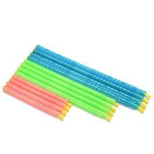 Hot 6 Pcs (Mixed color and size) Seal Lock Sticks Food Bag Clips Reusable Bag Sealer Fresh Food Sealed Storage #03