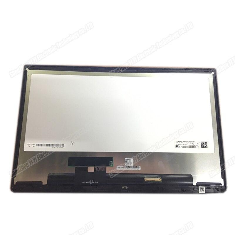 """14.0 """"tela lcd para dell latitude 7480 e7480 display lcd + de toque digitador assembléia 0np52h lp140qh1-sph1"""