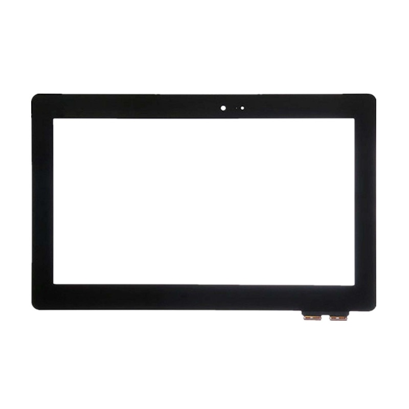 Para Asus libro de transformador T100TA T100 pantalla táctil de cristal digitalizador de Panel frontal Sensor de lente de vidrio