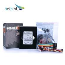 Arkbird FPV OSD Autopilot 2,0 Lite Flight Controller System mit M8N GPS Stromsensor Neccessory Kabel