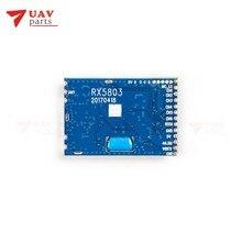 Module récepteur A/V de bande de course de FPVOK RX5803 5.8G 48CH pour des Transmissions de Drone de course de FPV Racer