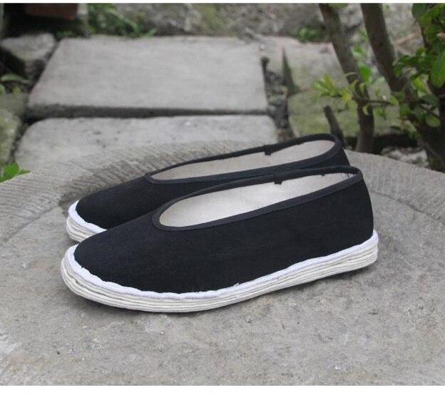 Zzb020 venda quente feitos à mão sapatos planos kungfu tai chi sapatos para as mulheres nova chegada moda antiga pequim barato frete grátis feminino