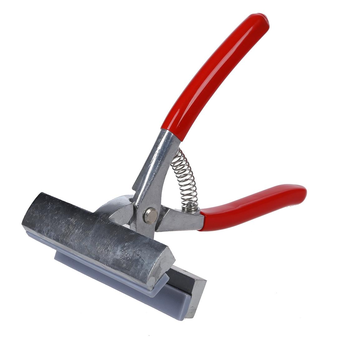 DSHA Neue Heiße Aluminium Legierung Leinwand Stretching Zange Öl Malerei Zangen Rot Schaft mit Frühling