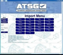 Newes-outils de réparation de Transmissions   Transmissions automatiques, Service de réparation de linformation, manuel de réparation de Diagnostic, ATSG V2009