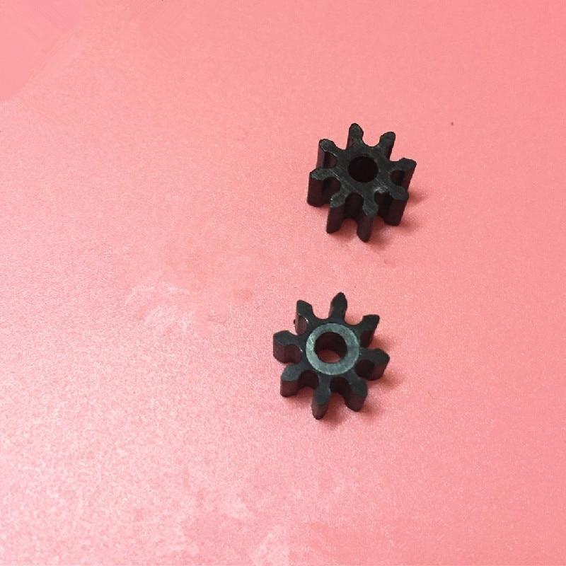 high quality Feed Feeding Delivery Roller Gear 8T for LJ 6000 6500 6500A 7000 7500 7500A B010 B010A B010b B109 B109a B109c B110