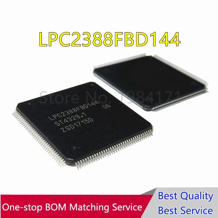 10 قطعة LPC2388FBD144 LPC2388 LQFP144 تحكم جديد