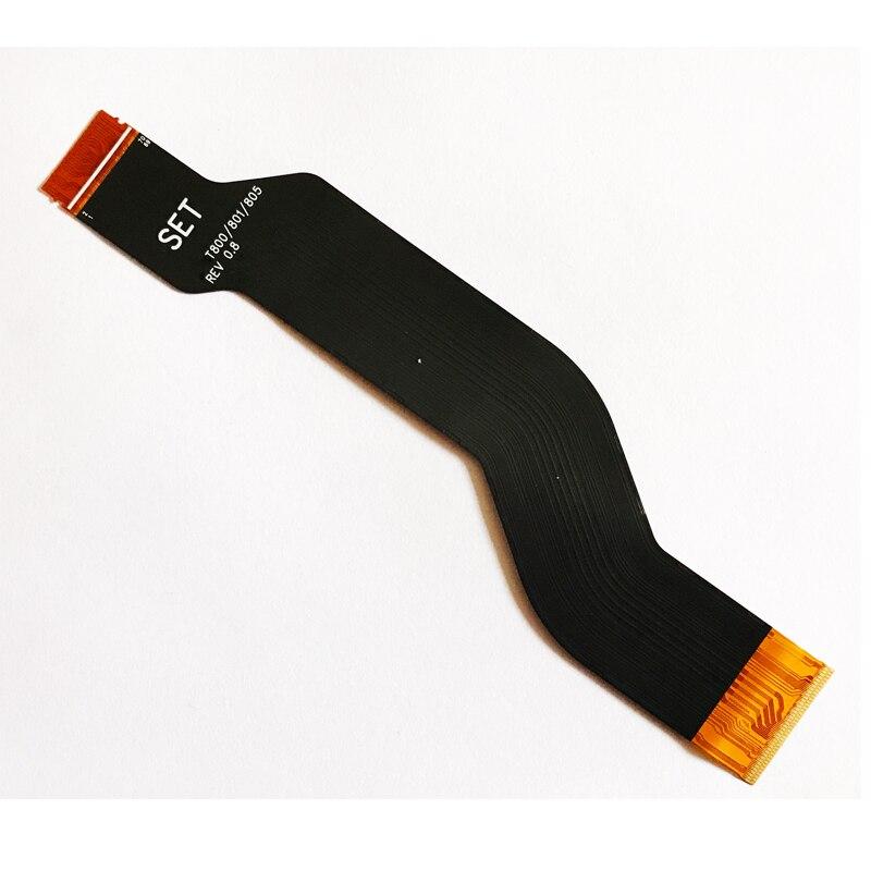Nuevo Cable de cinta flexible para pantalla LCD para Samsung Galaxy Tab S 10,5 SM-T800 T800 T801 T805, piezas de repuesto