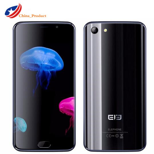 New Elephone S7 4GB 64G Cellphone Helio X20 Deca Core Smartphone 5.5'' 13.0MP 3000mAh 4G LTE Fingerprint Unlocked Mobile Phone