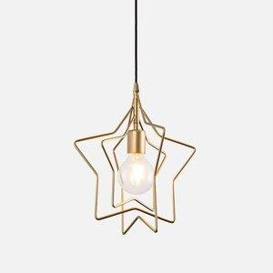Modern chandelier Light Bedroom lights 3 ring Art Decoration lighting larger Gold suspension chandeliers E27 lights
