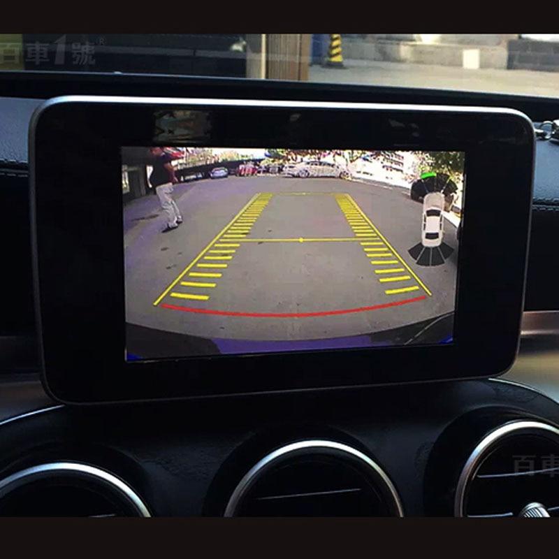 Freies Reverse Kamera! NTG5.0/NTG5.1 Comand Radio Parkplatz Assist System Für Mercedes-benz C Klasse W205
