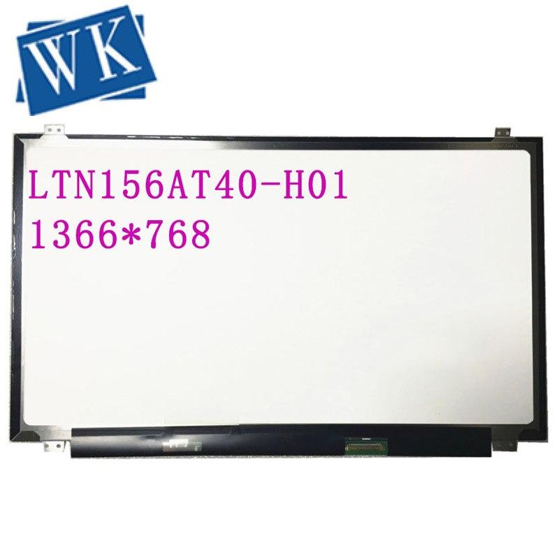 LTN156AT40 LTN156AT40-H01 B156XTK01.0 N156BGN-E41 15.6 بوصة كمبيوتر محمول شاشة Lcd تعمل باللمس
