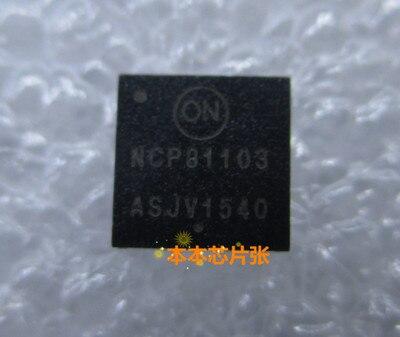 5 pçs/lote NCP81103MNTXG NCP81103 QFN36 Comutação Regulador IC