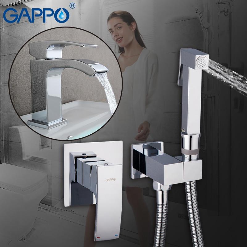 Gappo-صنبور خلاط حوض الحمام, صنبور خلاط مياه Gappo حنفية حوض الحمام صنبور خلاط بيديت صنبور الحمام بيديت مجموعة دش صنبور دش مرحاض بيديت