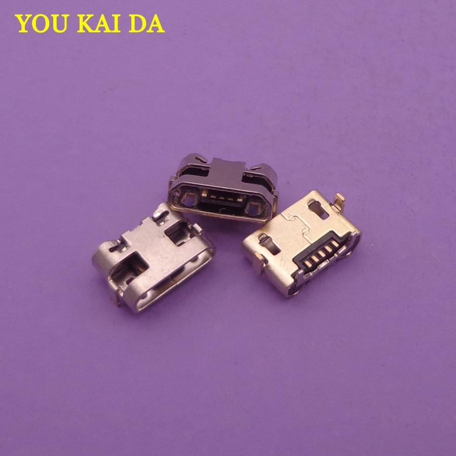 200 шт. для Huawei Y5 II CUN-L01 Mini Micro USB jack зарядный порт зарядное устройство разъем питания док-станция Замена Ремонт