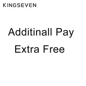 KINGSEVEN Additinall Pay Extra Free