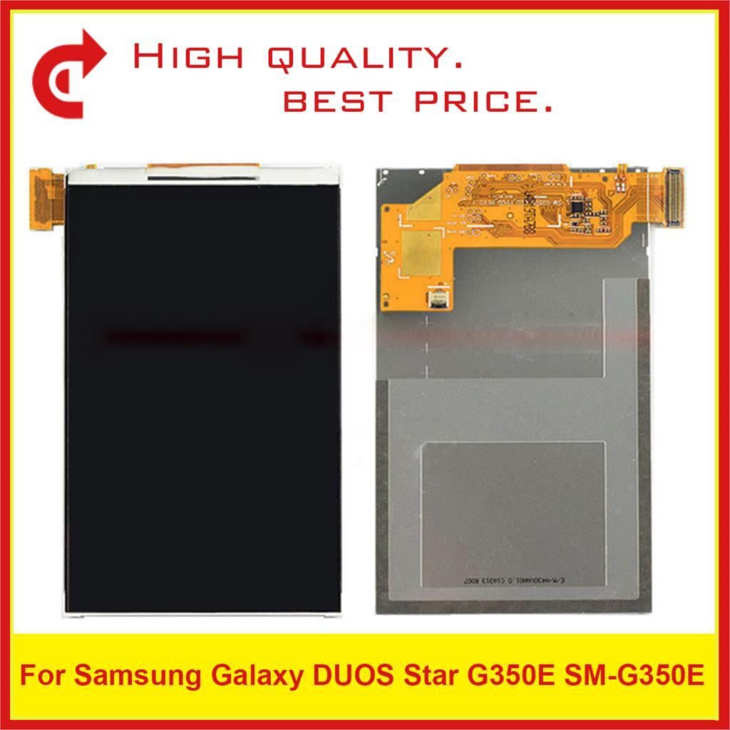 10Pcs/lot For Samsung Galaxy Star 2 Plus SM-G350E G350E Lcd Display Screen Free Shipping+Tracking Code