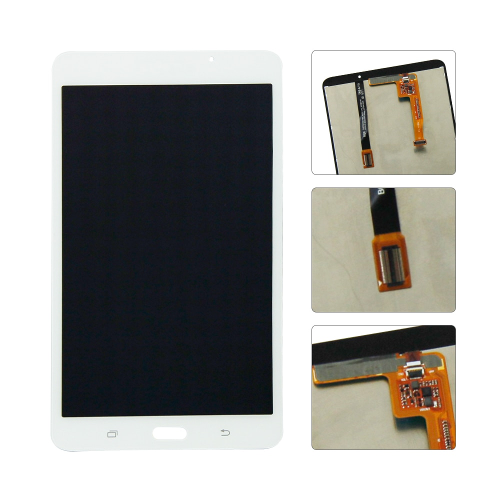 7,0 para Samsung Galaxy Tab A 7,0 (2016) SM-T280 T280 pantalla LCD de montaje de digitalizador con pantalla táctil de reemplazo