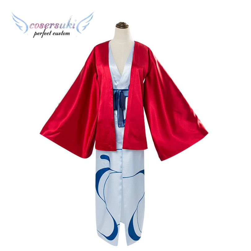 Yuna de Yuragi manoir Yunohana Yuuna Yunohana Yuna Cosplay Costumes Performance sur scène, personnalisé parfait pour vous!