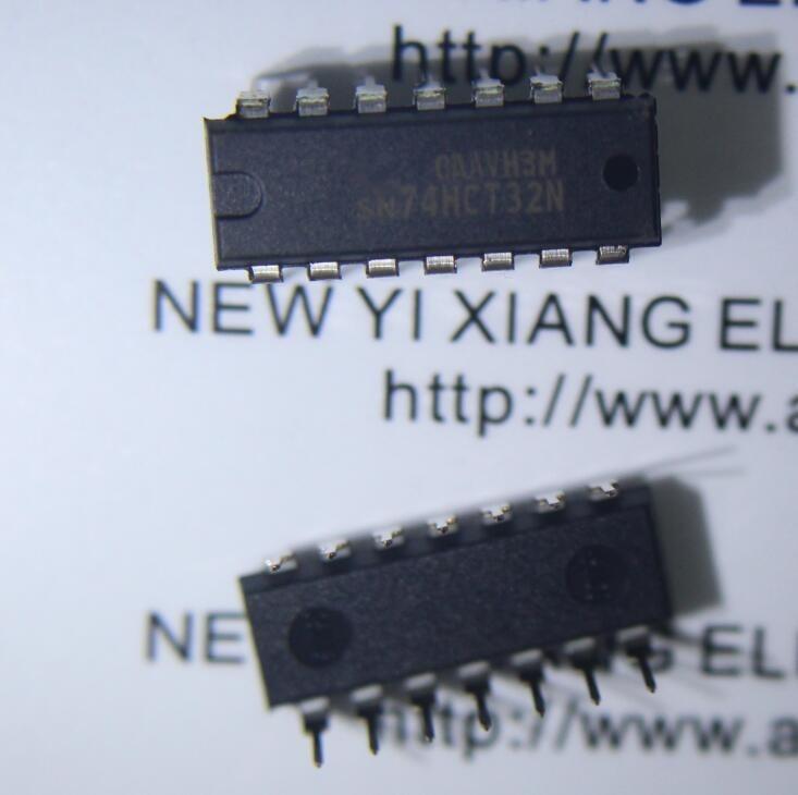 Free shipping SN74HCT32N 50pcs/lot 100%NEW and ORIGINAL