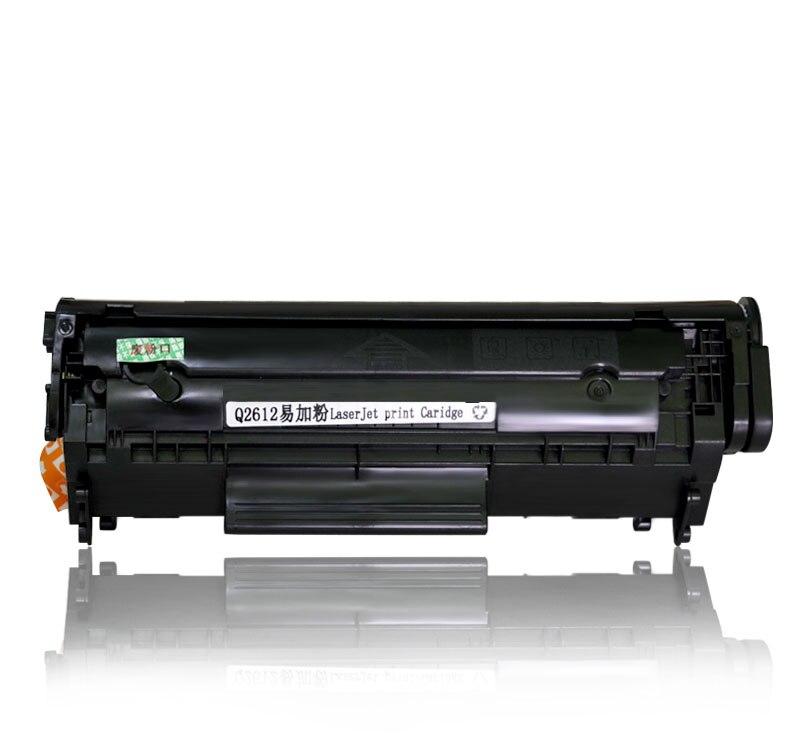 Cartucho de tóner para HP Series 1010, 1012, 1015, 1018, 1020, 3015, 3020 M1005 M1005MFP cartucho de Toner Compatible para HP Q2612A