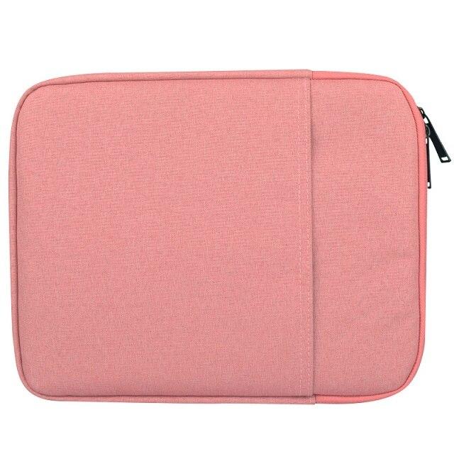 À prova de choque Forro Tablet Manga Caso Bolsa para 10.3 polegadas Lenovo Tab M10 FHD Plus 10.3 TB-X606F TB-X60 Tablet PC Saco Tampa Com Zíper