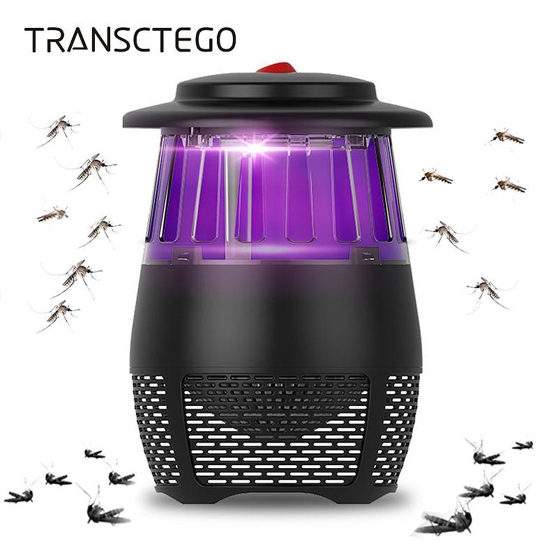 Электрическая лампа для уничтожения комаров, светодиодная лампа для защиты от насекомых, Muggen Mug Killer, противомоскитная ловушка, отпугивающая лампу, USB Bug Zapper Fly Watter Light