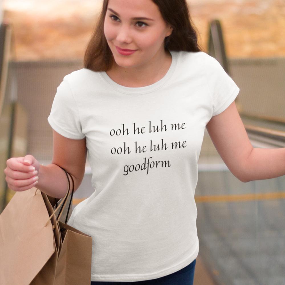 Camiseta Nicki Minaj, camiseta morada de talla grande para mujer, Camiseta estampada de manga corta 100 de algodón para mujer