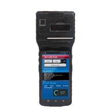 Terminal imprimable portable Android avec lecteur NFC LS550S (1D + UHF)