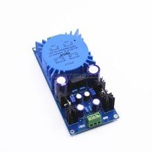 Carte dalimentation de préamplificateur de régulateur de tension réglable de sortie de transformateur LM317 LM337 assemblée pour lamplificateur Audio