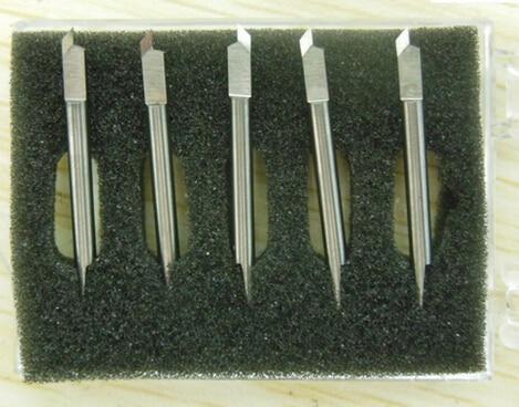 vilaxh 5 pcs 60 Degree For Summa T Cutting Blade Vinyl Cutter Plotter Blades Knife