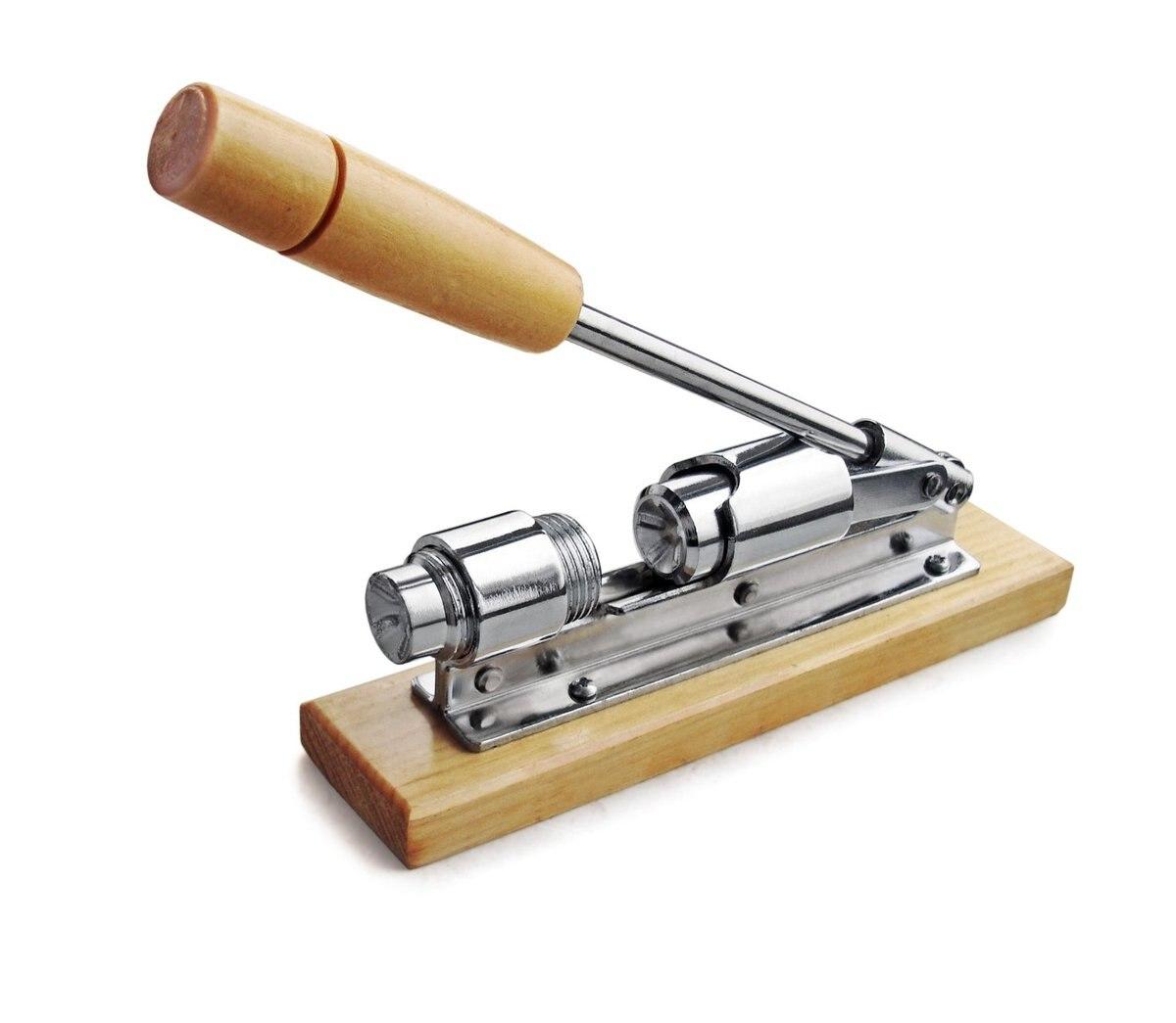 ¡Ahorra energía! Accesorios de cocina Gadgets Manual Cascanueces fácil abridor herramientas cocina prensa Chopper