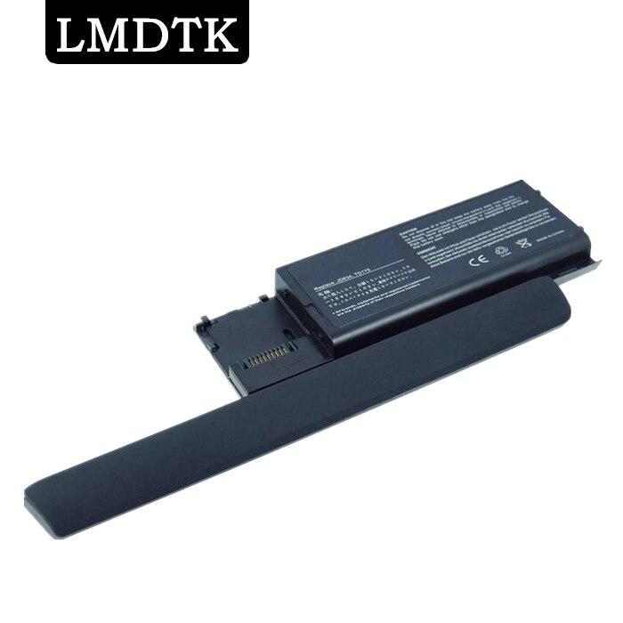 LMDTK Novo 9 CÉLULAS Bateria Do Portátil Para Dell D620 D630 PC764 GD775 JD610 KD492 GD776 Frete Grátis