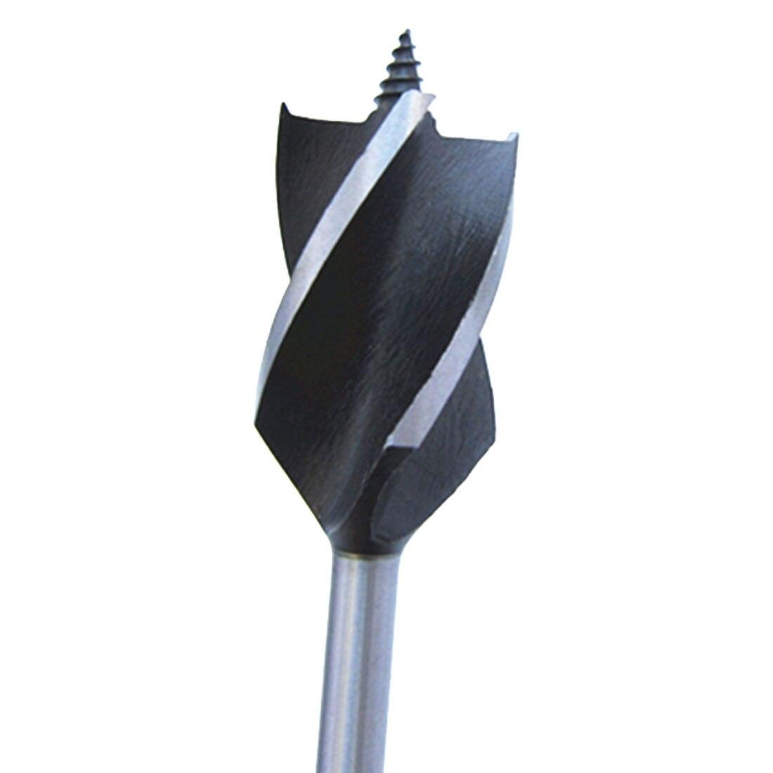 Madera corte broca 4 ranuras 4 bordes giro/10/12/16/18/20/22/25mm broca conjunto de madera de corte rápido Auger carpintero herramienta de carpintero